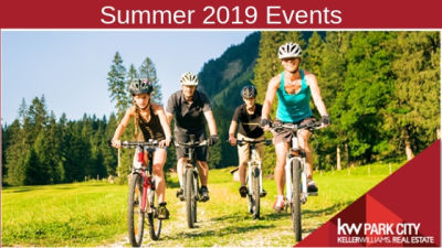 Summer 2019 Events