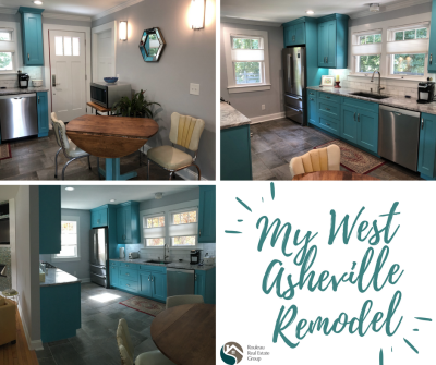 One Blog for All!! Yes, You May Have Turquoise Cabinets and Still Sell Your Home; Or,  Add a Tub and a Second Bath