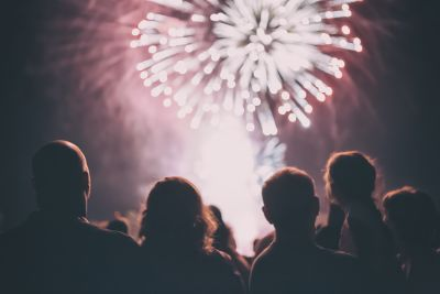 Where To Watch The Fireworks in Western North Carolina