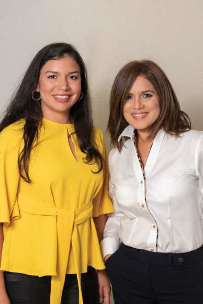 Mayra Rivas & Barbara Acevedo