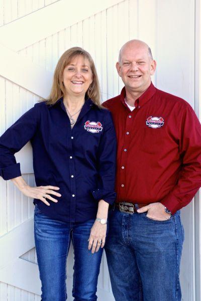 Scott & Amie Johnson