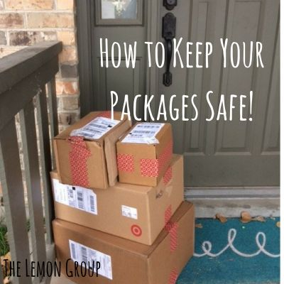 Keep Your Packages Safe!