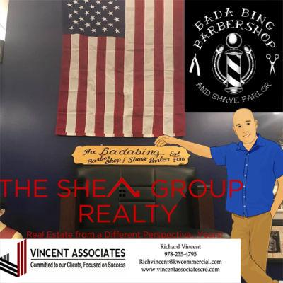 vincent and associates and badabing barbershop