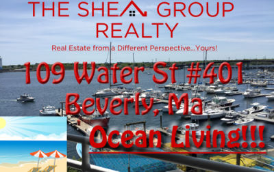 109 Water St unit 401 Beverly Ma