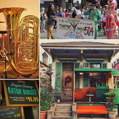 Top 10 Reasons to move to New Orleans