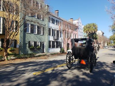 Travel + Leisure Readers name Charleston No. 1 U.S. city for 7th year in a row
