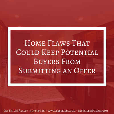 Home Flaws That Could Turn Potential Buyers Off