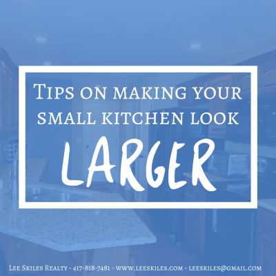 5 Tips to Make Your Small Kitchen Larger