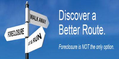 Facing Foreclosure?