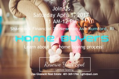Free Home Buyer Information Session