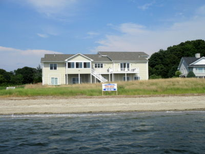 Gorgeous Oceanfront Home for Sale – 1 Fessenden Rd Barrington, RI