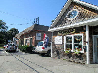 Free Standing Commercial Building for Sale 845 Main St. Warren, RI