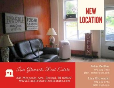 Real Estate Service You Expect! | Lisa Glowacki Real Estate Bristol RI