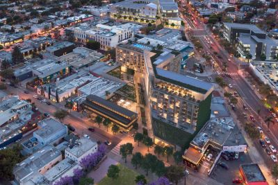West Hollywood Approves Robertson Lane Development