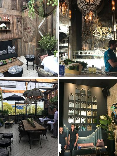 Lisa Vanderpump Hosts Soft Opening of Tom Tom Restaurant and Bar in West Hollywood