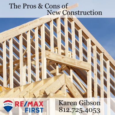 Pros and Cons of New Construction
