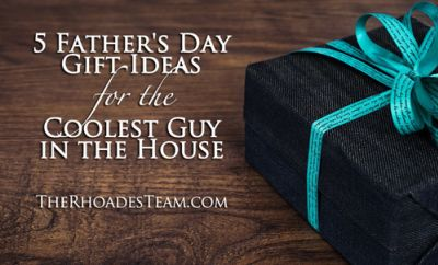 5 Father's Day Gift Ideas for the Coolest Guy in the House