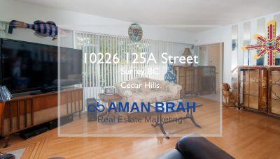 10226 125A Street, Surrey BC – Cedar Hills