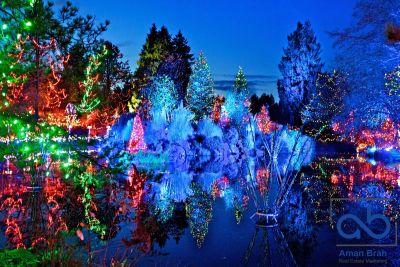 2018 Best Christmas Lights in Metro Vancouver & the Fraser Valley