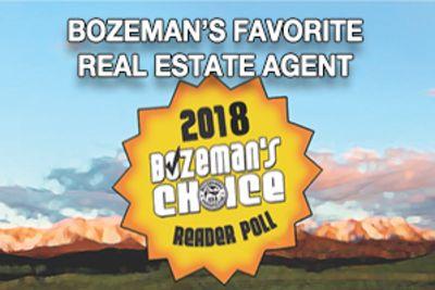 Bozeman's Favorite Real Estate Agent