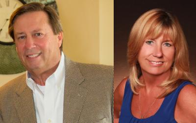Kathy and Mark Beeler