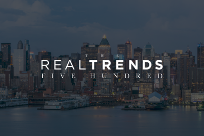 KELLER WILLIAMS DOMINATES THE REAL TRENDS 500