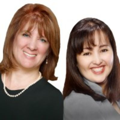Kathi Holder & Nancy Reimann, RE Salesperson