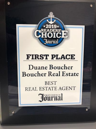 Providence Journal 2019 Readers' Choice Award