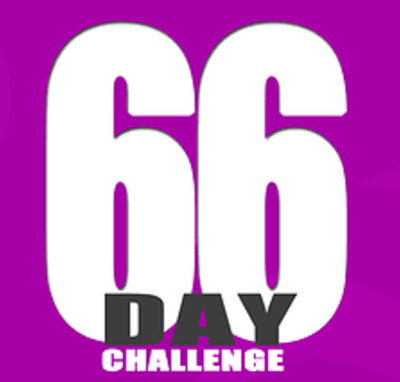 66 Day Challenge/How to Build a Habit