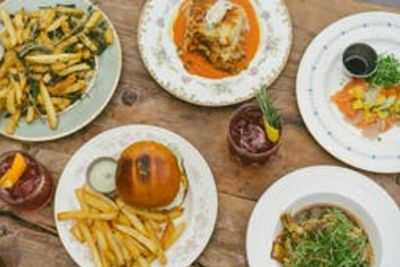 DINE IN STYLE AT THE 10 BEST PLACES FOR LUNCH IN BUCKHEAD