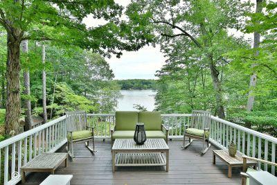 Lake Harding Luxury Waterfront Home