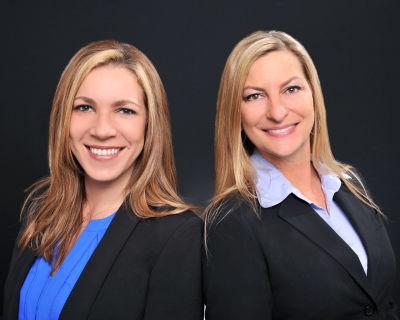 Kirsten Cain & Terri Griffis