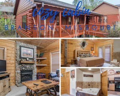 Branson Cabin – 1 Bedroom/1 Bath