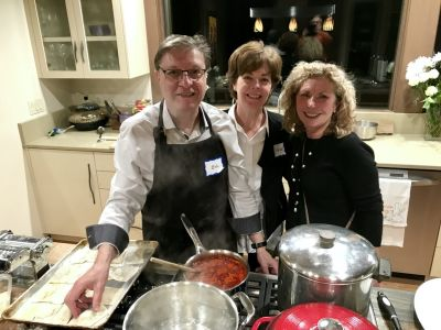 Cooking Class Event – To Benefit The Mercer Island Women's Club Group Of Charities