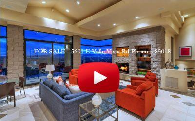 FOR SALE – 5601 E Valle Vista Rd Phoenix 85018