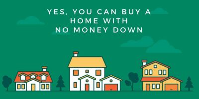 Buy a Home with No to little down