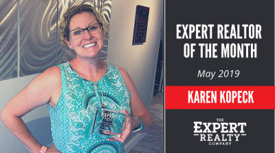 REALTOR OF THE MONTH – MAY 2019