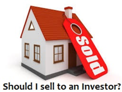 Selling Your Home to an Investor
