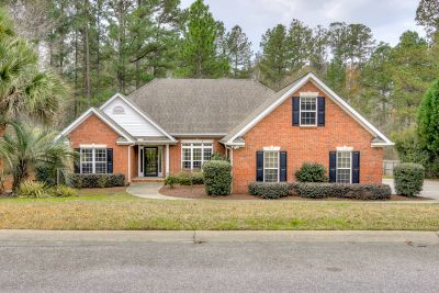 Stunning Home in Aiken with 3 Bedrooms + Bonus Room