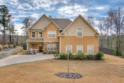 Gorgeous North Augusta Home with Beautiful Features