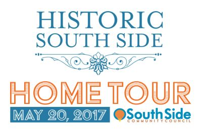 The Historic South Side Home Tour, coming up on May 20th