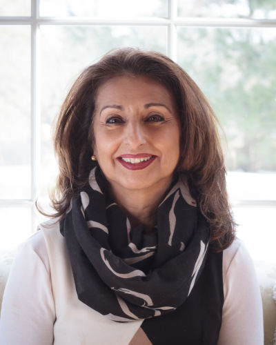 Susie Romesh Kaur Sharif