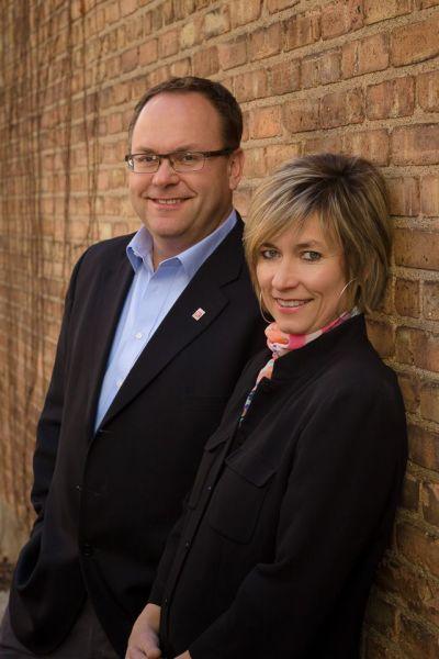 Michael & Christine