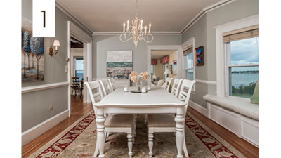 9 Special Dining Rooms for You and Your Family to Celebrate Thanksgiving