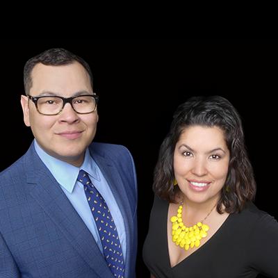 Joseph and Jessica Dominguez