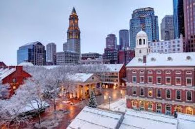 Top 5 Things To Do in Boston this Winter