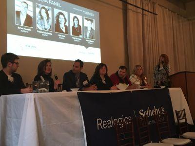 Sue Eller Speaks on Social Media Panel at RSIR Momentum Real Estate Forum