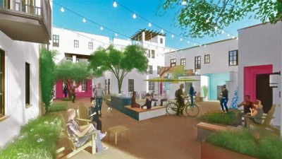 Developer Breaks Ground On A Neighborhood In Tempe, Arizona, For People—And No Cars