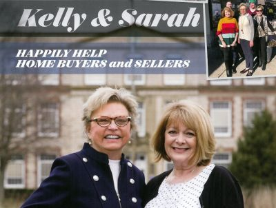 Kelly & Sarah in UA Living Magazine