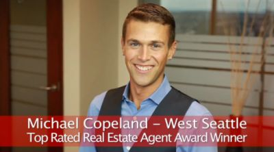 Michael Copeland Awarded as a Top Rated Real Estate Agent in Seattle